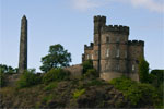 Governor`s House, Calton Hill, Edinburgh